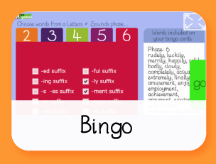 ictgames || html5 Literacy Page